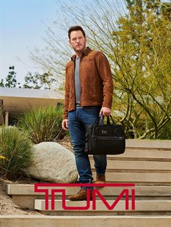 Offers from Tumi in the Shah Alam leaflet