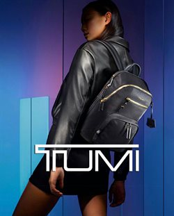 Tumi catalogue ( More than a month )