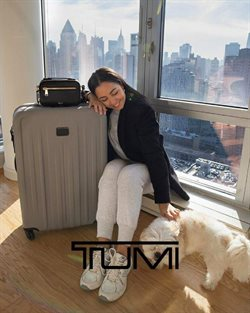 Tumi offers in Tumi catalogue ( More than a month)