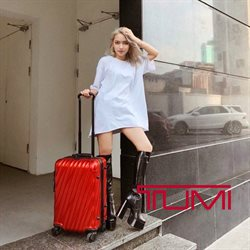 Offers from Tumi in the Johor Bahru leaflet