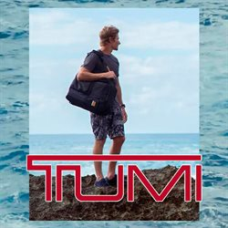 Offers from Tumi in the Kuala Lumpur leaflet