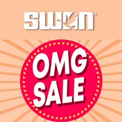 Swan offers in Swan catalogue ( 5 days left)
