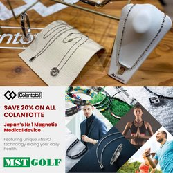 Sport offers in MST Golf catalogue ( 1 day ago)