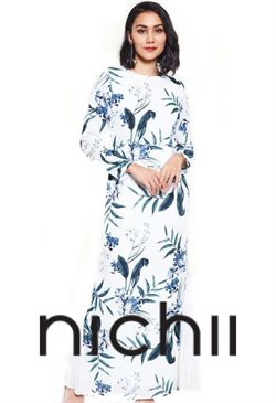 Clothes, shoes & accessories offers in the Nichii catalogue in Penang