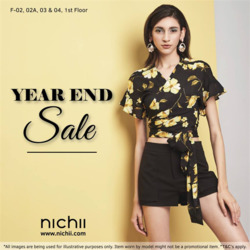 Offers from Nichii in the Kuala Lumpur leaflet