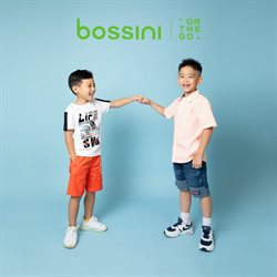 Offers from Bossini in the Kuala Lumpur leaflet