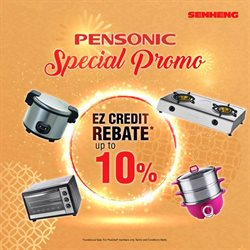 Electronics & Appliances offers in the Senheng catalogue in Kuala Lumpur