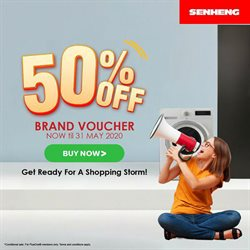 Senheng catalogue ( 2 days left )