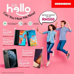 Senheng catalogue ( Expires tomorrow )