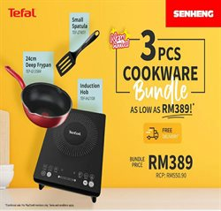 Electronics & Appliances offers in Senheng catalogue ( Expires today)