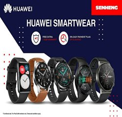 Electronics & Appliances offers in Senheng catalogue ( 6 days left)