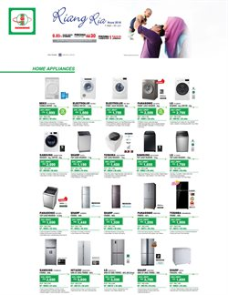 Offers from Senheng in the Penang leaflet