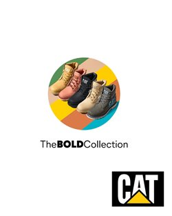 Cat Footware catalogue in Klang ( More than a month )