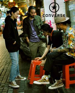 Offers from Converse in the Penang leaflet
