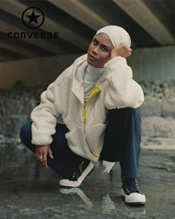 Converse offers in Converse catalogue ( Expires tomorrow)