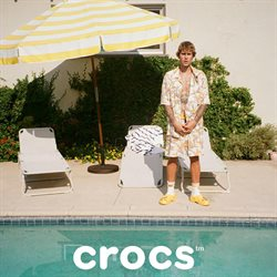 Crocs offers in Crocs catalogue ( More than a month)
