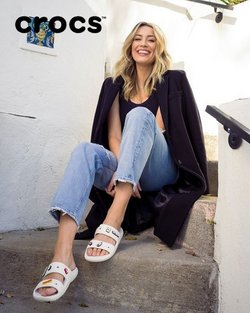 Clothes, shoes & accessories offers in Crocs catalogue ( Expires today)