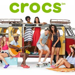 Offers from Crocs in the Kuala Lumpur leaflet