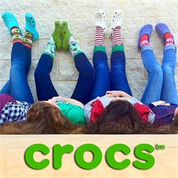 Offers from Crocs in the Petaling Jaya leaflet
