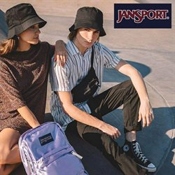 Jansport catalogue ( More than a month )