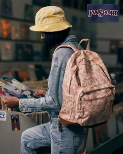 Sport offers in Jansport catalogue ( Expires tomorrow)