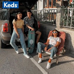 Clothes, shoes & accessories offers in Keds catalogue ( 4 days left)