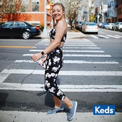 Keds catalogue in Penang ( More than a month )