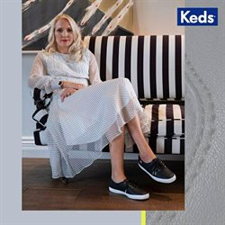 Keds offers in Keds catalogue ( 13 days left)