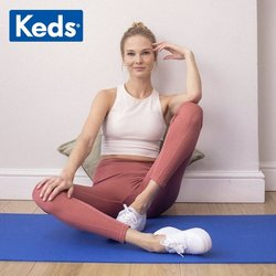 Keds offers in Keds catalogue ( 8 days left)