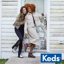 Keds offers in Keds catalogue ( 1 day ago)