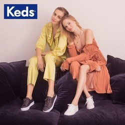 Keds offers in Keds catalogue ( 25 days left)