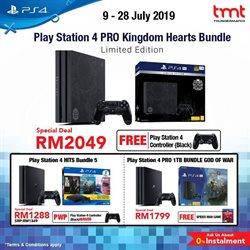 Offers from Playstation in the Petaling Jaya leaflet