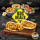 Texas Chicken catalogue ( Expired )