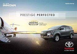 Offers from Toyota in the Kuala Lumpur leaflet