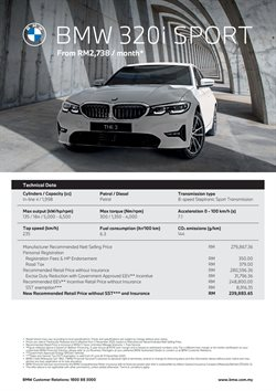 Cars, motorcycles & spares offers in BMW catalogue ( More than a month)