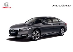 Honda offers in Honda catalogue ( More than a month)