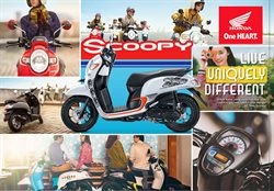 Cars, motorcycles & spares offers in the Honda catalogue in Kuala Lumpur