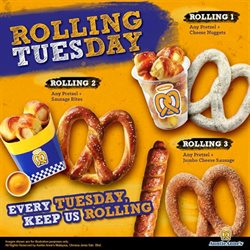 Auntie Annes catalogue in Penang ( 15 days left )