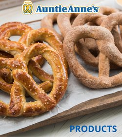 Auntie Annes catalogue ( Published today)