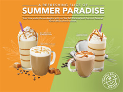 Offers from The Coffee Bean & Tea Leaf in the Kuala Lumpur leaflet
