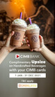 The Coffee Bean & Tea Leaf coupon in Melaka ( More than a month )