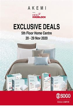Akemihome offers in Akemihome catalogue ( Published today)