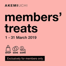 Offers from Akemihome in the Kuala Lumpur leaflet