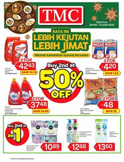 TMC Bangsar catalogue in Petaling Jaya ( 3 days left )