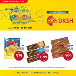 Offers from Mydin Mart in the Shah Alam leaflet