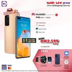 Electronics & Appliances offers in Wah Lee Group catalogue ( 7 days left)