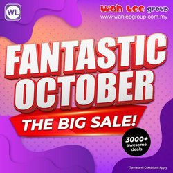 Wah Lee Group offers in Wah Lee Group catalogue ( 15 days left)