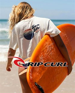 Ripcurl catalogue ( More than a month )