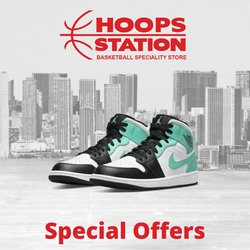 Hoops Station offers in Hoops Station catalogue ( 6 days left)