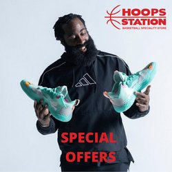 Sport offers in Hoops Station catalogue ( 21 days left)